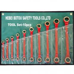 C. Double Box Offset Wrench Set