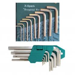 S-A Hex Key Wrench Set