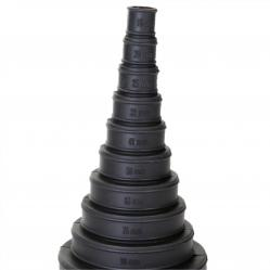 Type new casing end seal -step shape-(only for new installation)