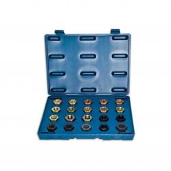Wheel nut twisted repair kit 20-piece