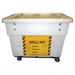 X-large Spill Cart on Wheels