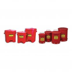 Oil Waste Cans
