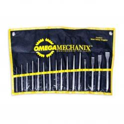 Punch & Chisel Set 16-piece