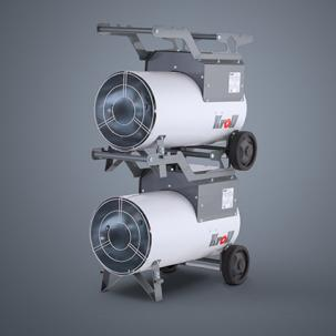 Gas-fired heaters
