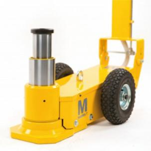 Air Hydraulic Jacks up to 150t.