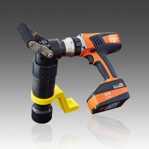 Battery-Powered Torque Wrenches EMAW series